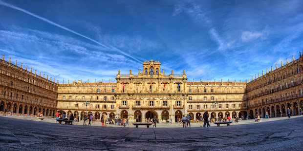 Traveler Guide Salamanca Plaza Mayor