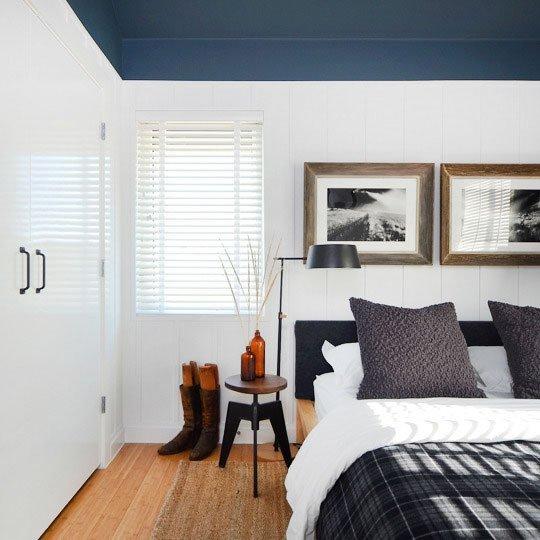 Navy Blue Bedroom Paint Bedroom Athletics Promo Code Cute Bedroom Chairs Bedroom Furniture Vanity: Marta DecoYcina: PINTURA Y COLOR PARA ACTUALIZAR ESPACIOS