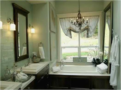 Decorating For A Farmhouse Bathroom