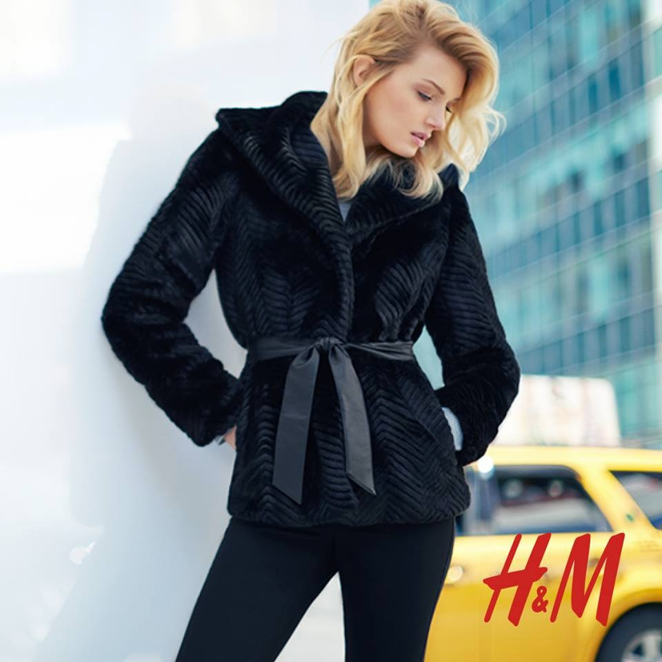 08642b7c4 New Range Of Winter Outwears For Western Ladies By H M From 2015 ...