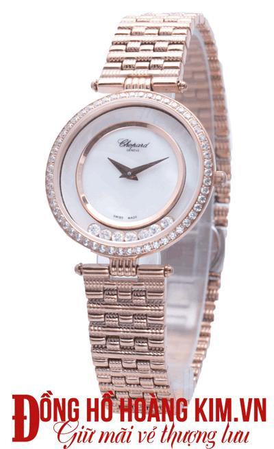 đồng hồ nữ chopard mới về bán chạy