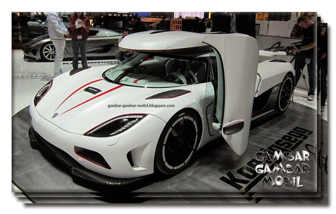 Mobil Sport Terkeren: Gambar Mobil Terkeren Di Dunia