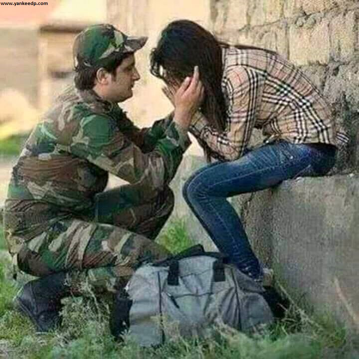army couple dp