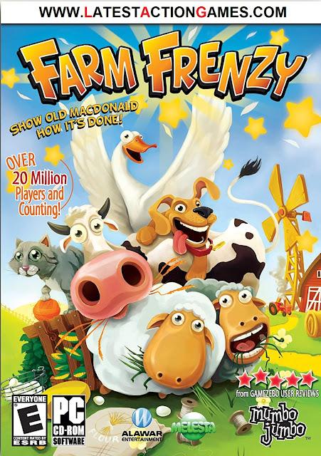 FARM FRENZY 1 Cover Photo