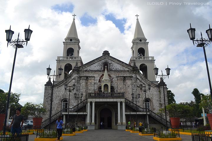 Jaro Cathedral's facade