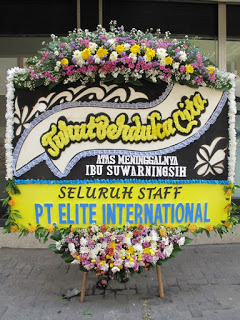 Alamat Toko Bunga Fatmawati
