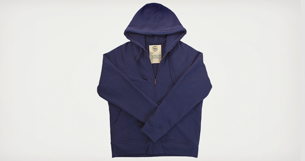 The 10 year hoodie by Flint and Tinder