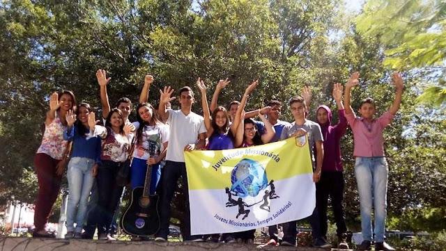 Juventude Missionária promove intercâmbio na Paraíba