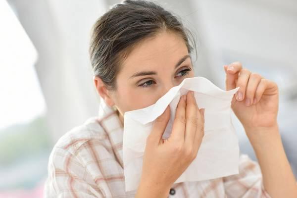 Rhume des foins, rhinite et autres allergies