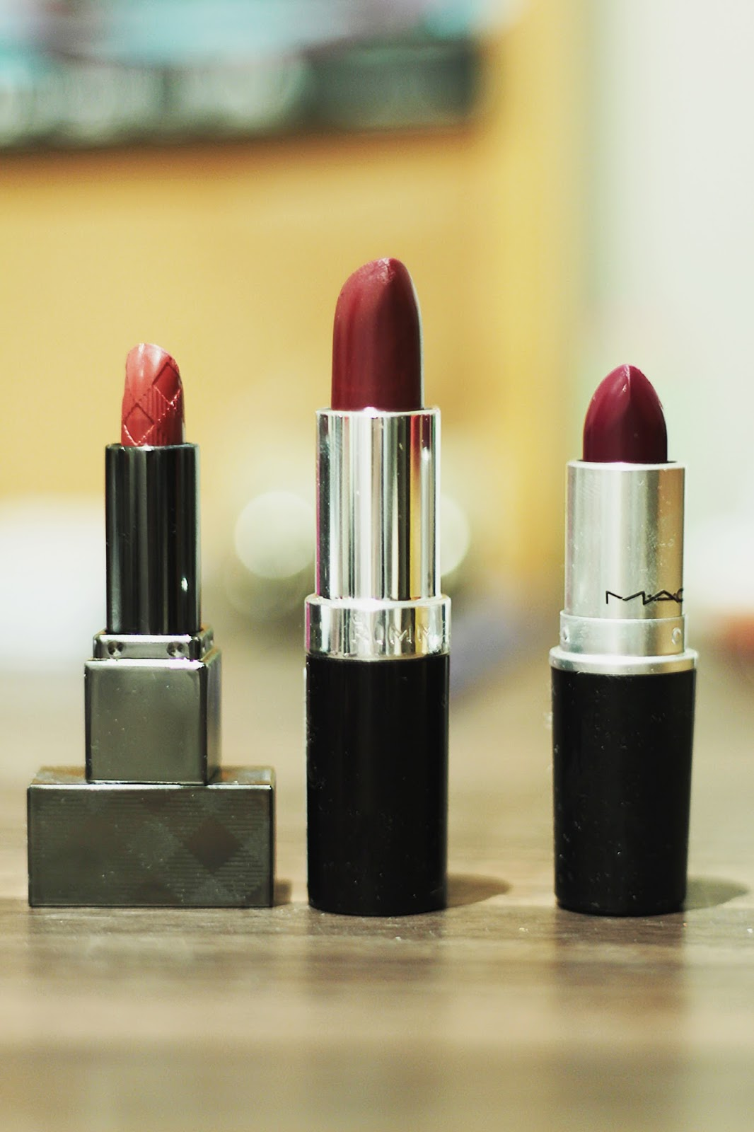 dark lipstick collection uk beauty blogger