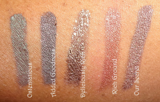 Mac Fluidline Comparisons