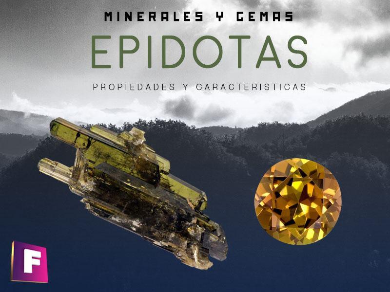 epidotas propiedades caracteristicas principales y sus variedades | Foro de minerales