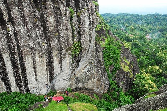Dlium Gunung Sewu Geopark