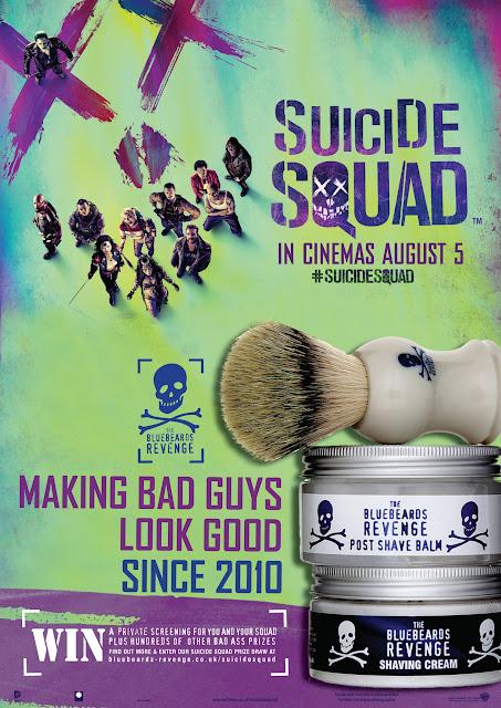 Win Suicide Squad Bluebeards Revenge
