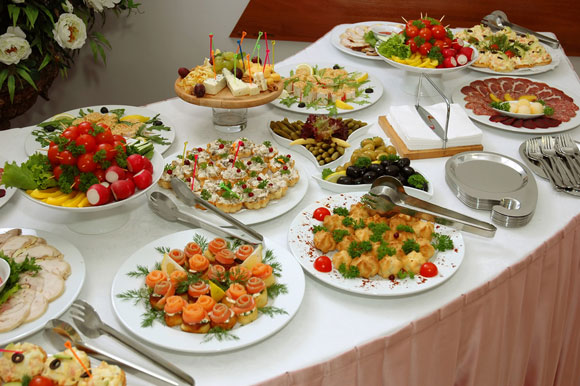 The best Caterers in Hyderabad