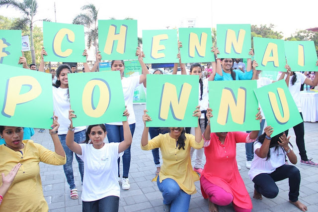 Himalaya's 'Chennai Ponnu'Campaign Celebrates the Spirit of today's Chennai Girl