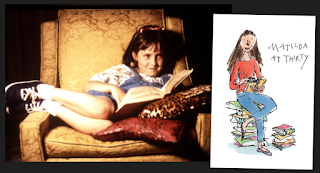 Matilda and Me at 30 by Mara Wilson for Vanity Fair