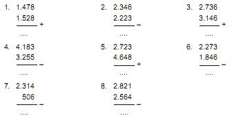 Soal Matematika Kelas 3 Bab 2 – Operasi Hitung Penjumlahan dan Pengurangan  Kumpulan Soal