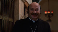 Laurie Main as Reverend Moon in Paul Bartel's Private Parts (1972)