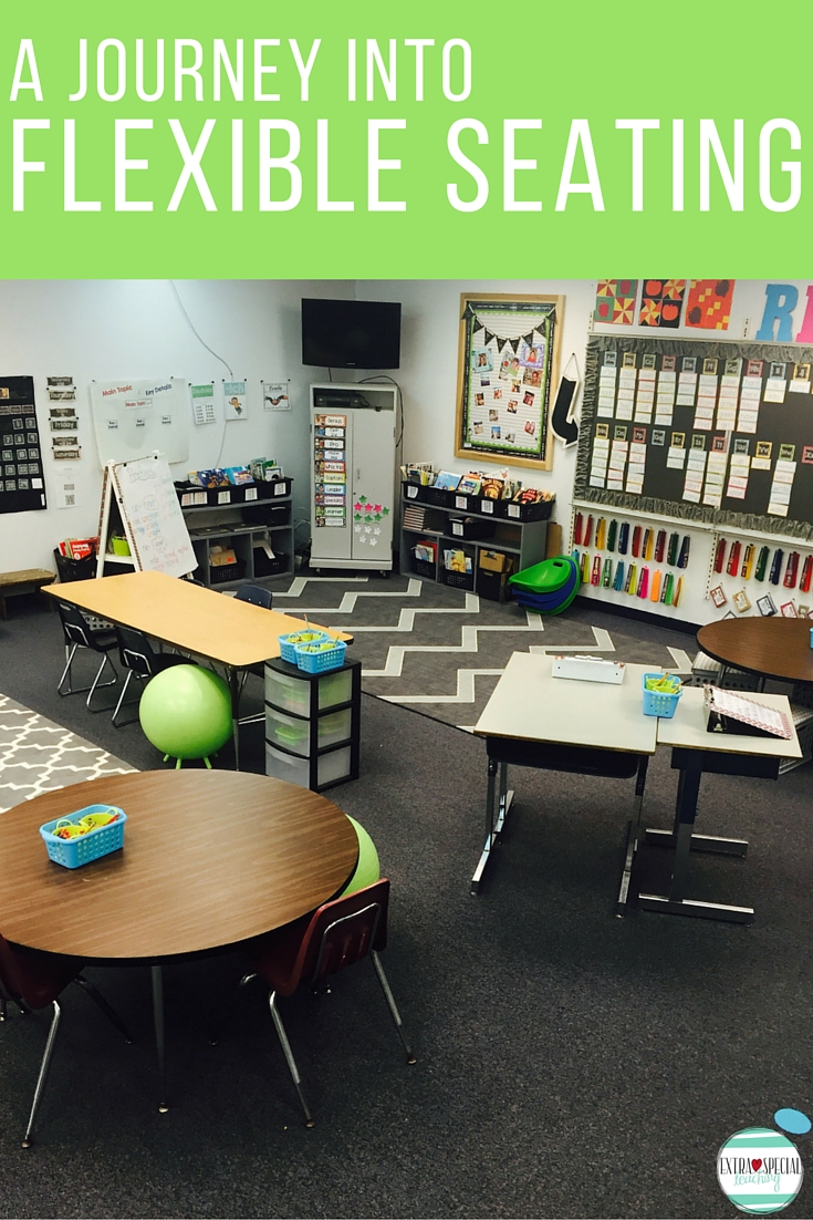 Extra Special Teaching A Journey Into Flexible Seating