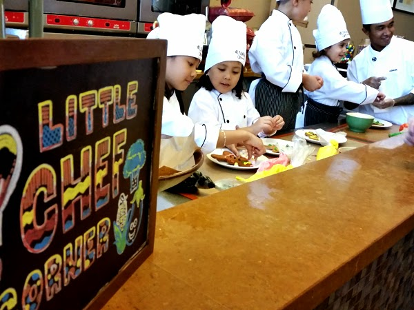 Little Chefs family brunch at Liwan Al Ghurair Rotana