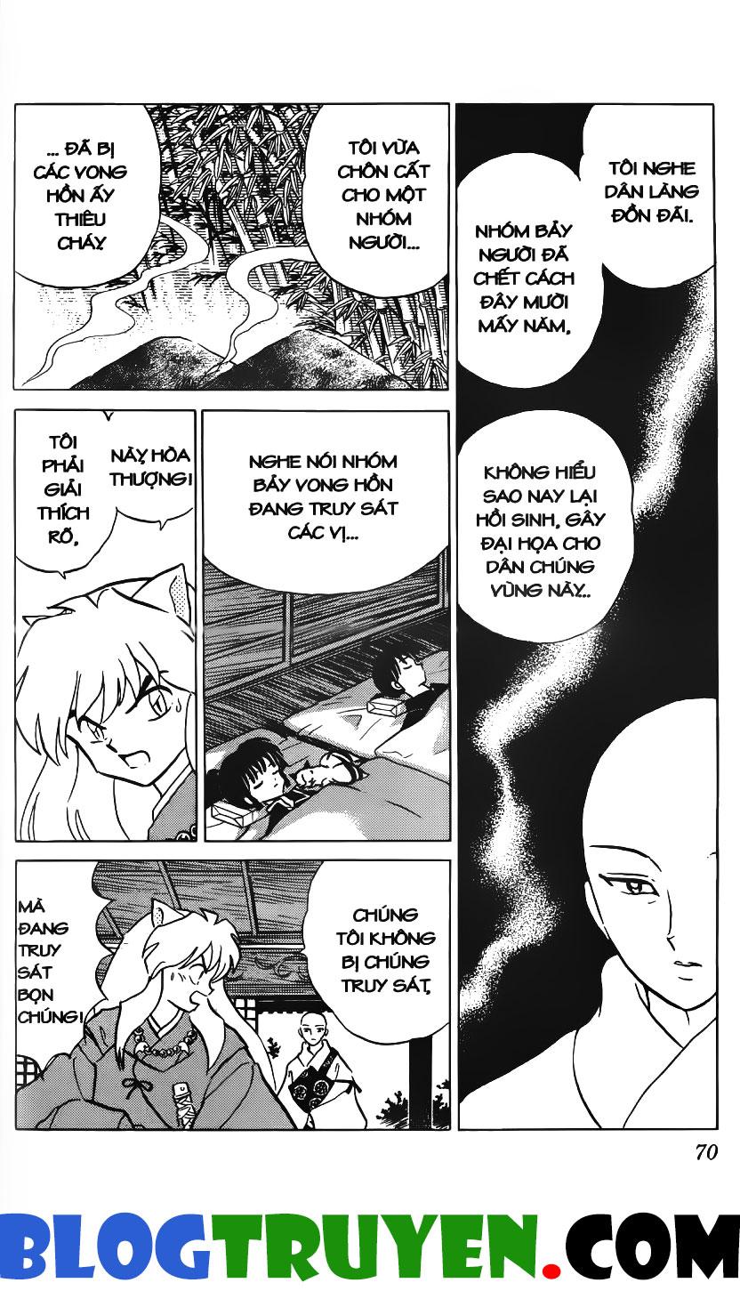 Inuyasha vol 25.4 trang 13