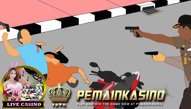 Kisah Adu Tembak Pria Misterius Dengan Polisi Di Pekanbaru