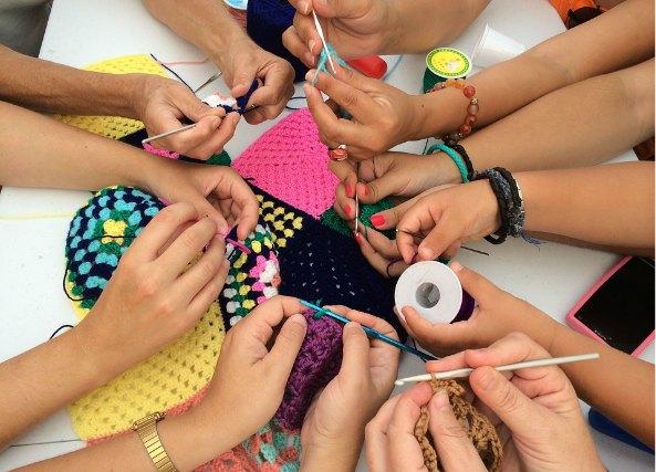 Crochet. Lecciones de la 1 a la 24 Videos