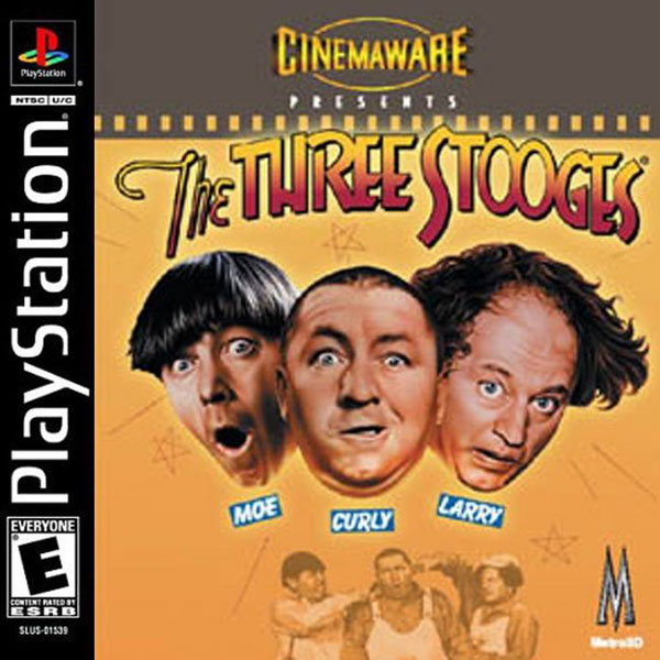 The Three Stooges - PS1 - ISOs Download