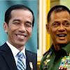 Ditanya Pilih Jadi Capres Penantang atau Cawapres Jokowi, Ini Jawaban Tegas Gatot