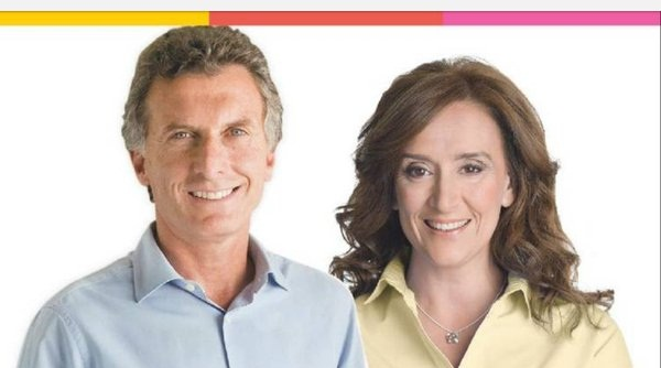 Identidad bibliotecaria noviembre 2015 mauricio macri y gabriela michetti electos presidente y vice de la nacin argentina fandeluxe Gallery