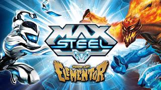 imagem do jogo Max Steel Ascensão Do Elementor