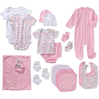 8d08fa1d4 Hurry over and check this deal out on Gerber Newborn Baby Girl 22-Piece  Layette Shower Gift Set w/ Bonus Keepsake Box $25 ONLY (Retail $50)