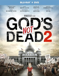 DVD & Blu-ray Release Report, God's Not Dead 2, Ralph Tribbey