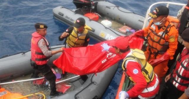 Diduga Lion Air, Ditemukan Benda Besar Panjang 20 Meter di Dasar Laut, Tim Khusus Diturunkan