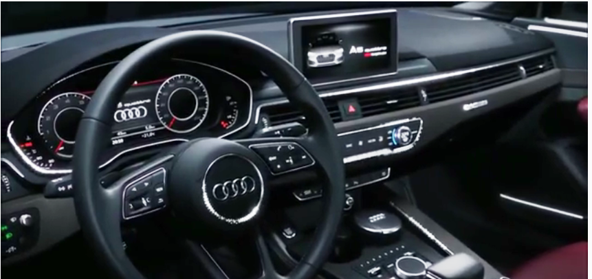 2017 audi a5 sportback interior exterior design features. Black Bedroom Furniture Sets. Home Design Ideas