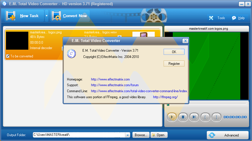 Total Video Converter 3.71 Full Serial