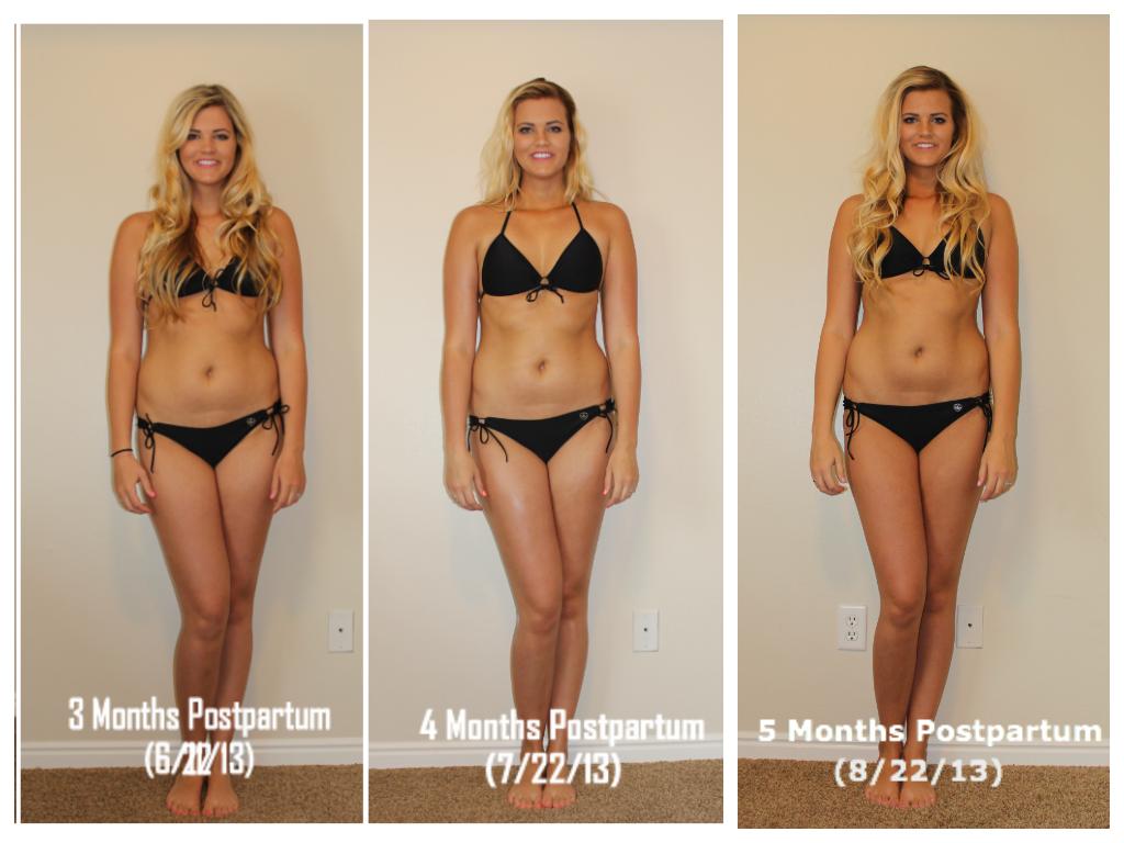 5 Month Postpartum Progress | Britney Munday