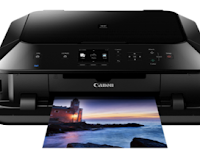 Canon PIXMA MG5440 For Mac, Windows, Linux