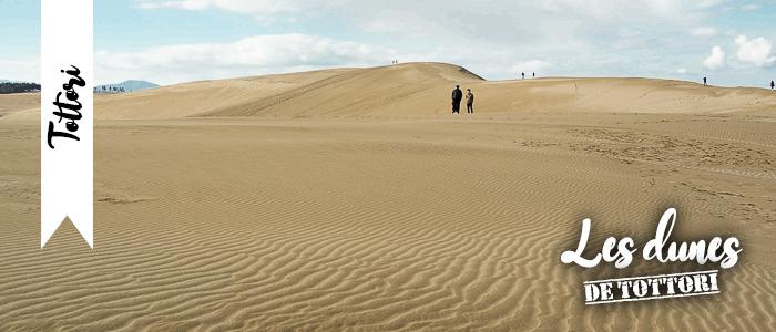 Les dunes de Tottori
