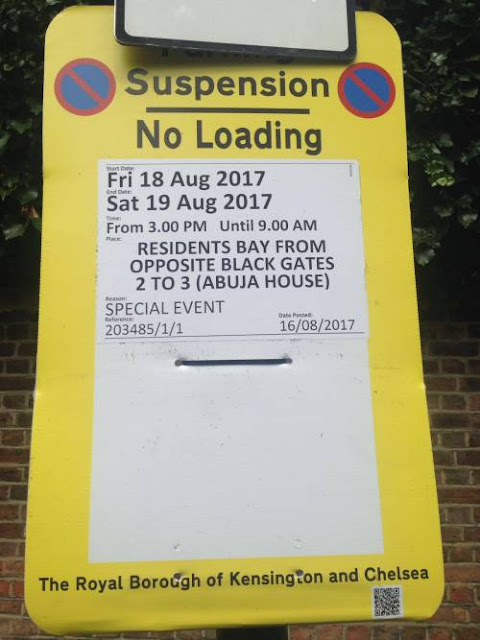 #ResumeOrResign Protesters Get UK Police Permit To Hold Vigil Against Buhari At Abuja House In London