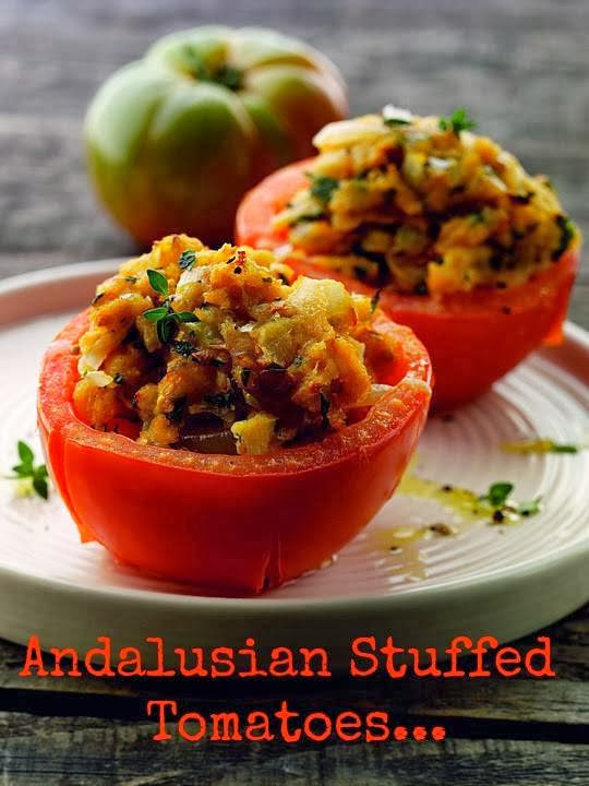 Andalusian Stuffed Tomatoes: Recipe Ideas