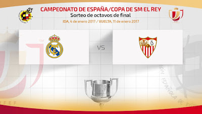 Real Madrid Sevilla FC Copa