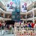 Launching LG G2 di Plaza Senayan ada Joe Taslim
