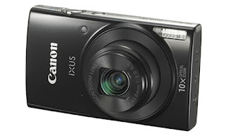 Harga dan Spesifikasi Kamera Canon IXUS 180