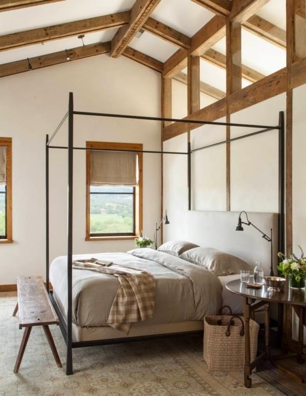 La tipologia di casa può essere scelta per gusto personale o per necessità. Mix Di Stili Per La Casa Di Campagna