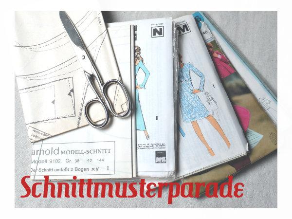 Nahtzugabe. Nähen und DIY in Berlin.: Eine Mini-Schnittmusterparade ...