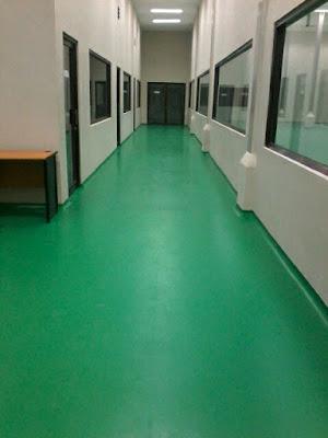 pu crete, pu flooring, pu lantai, ucrete semarang