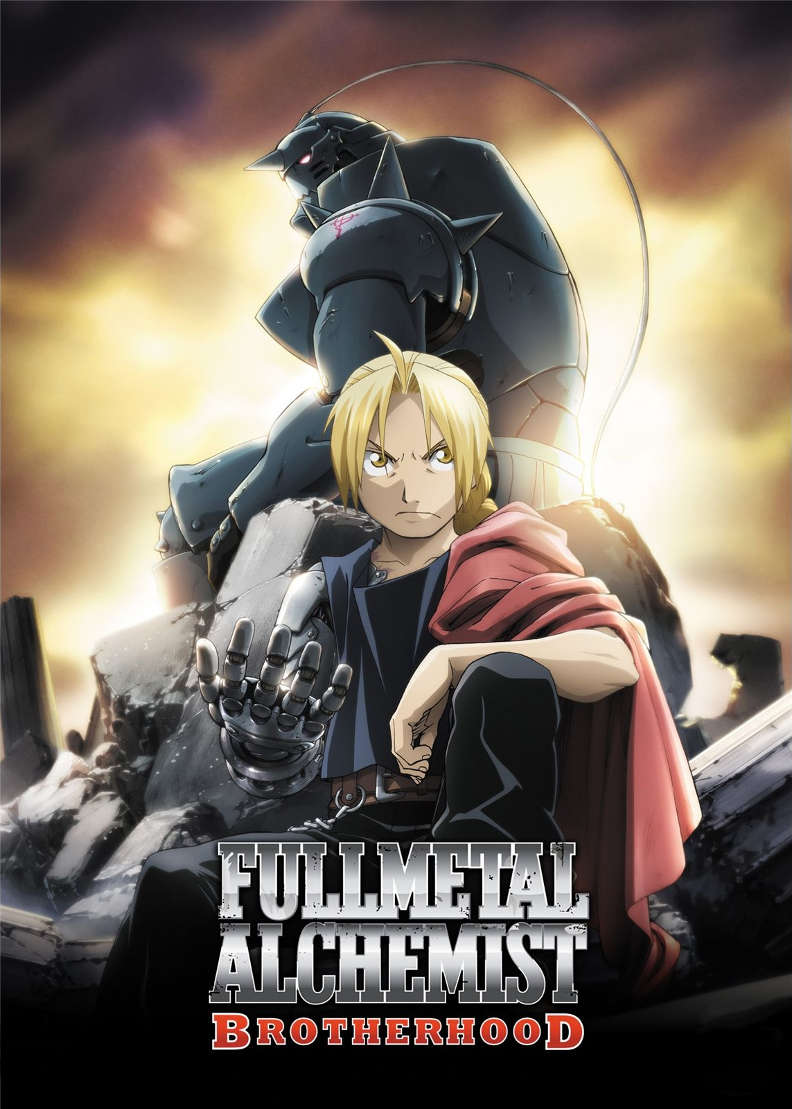 Fullmetal Alchemist Brotherhood Anime Japanese Popular Media