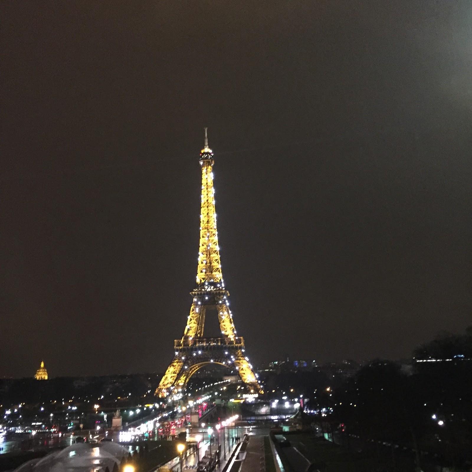 PARIS FASHION WEEK | TORRE EIFFEL